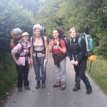 silver DofE 2009