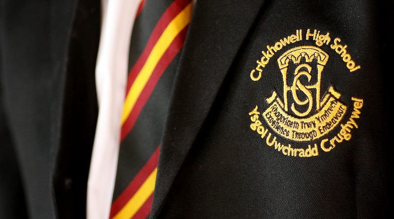 Crickhowell High School is celebrating outstanding GCSE results, our best ever!