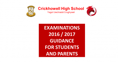 Examinations Booklet Available Now!