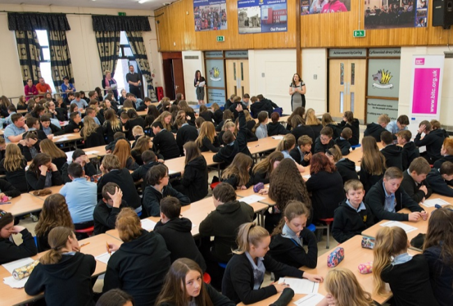 A new curriculum for Wales - a curriculum for life