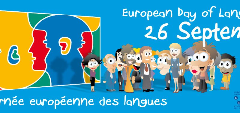 European Day of Languages – 26th September 2017