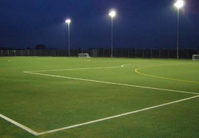 Floodlights for Our Sports Pitches – Please Help!