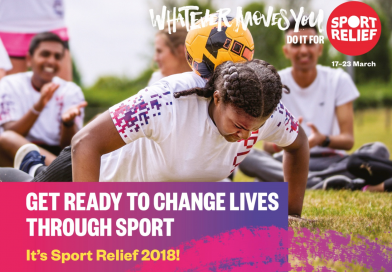 Friday 16th March is Our Sport Relief Day 2018