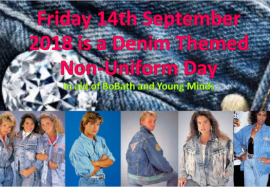 Friday 14th September 2018 Non-Uniform Day