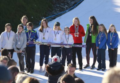 Bronze Medal for CHS Girls Ski Team!