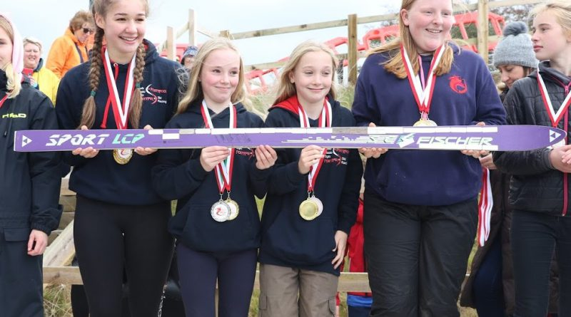 Ski Team win Welsh Schools Championships