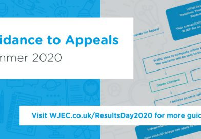 WJEC Appeals Guidance