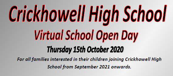 Virtual School Open Day